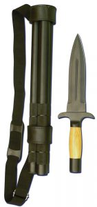 Zerlegbare Saufeder: SP-SF10 - Jagdmesser