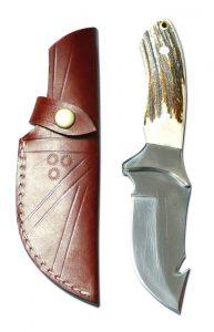 Jagdnicker: SP-M05 mit Hirschhorngriff - Jagdmesser